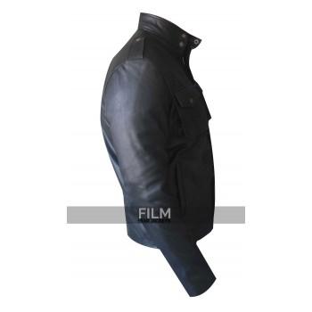 Breaking Bad Season 4 Jesse Pinkman (Aaron Paul) Black Jacket
