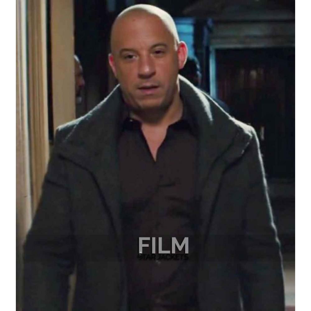 The Last Witch Hunter Vin Diesel (Kaulder) Coat