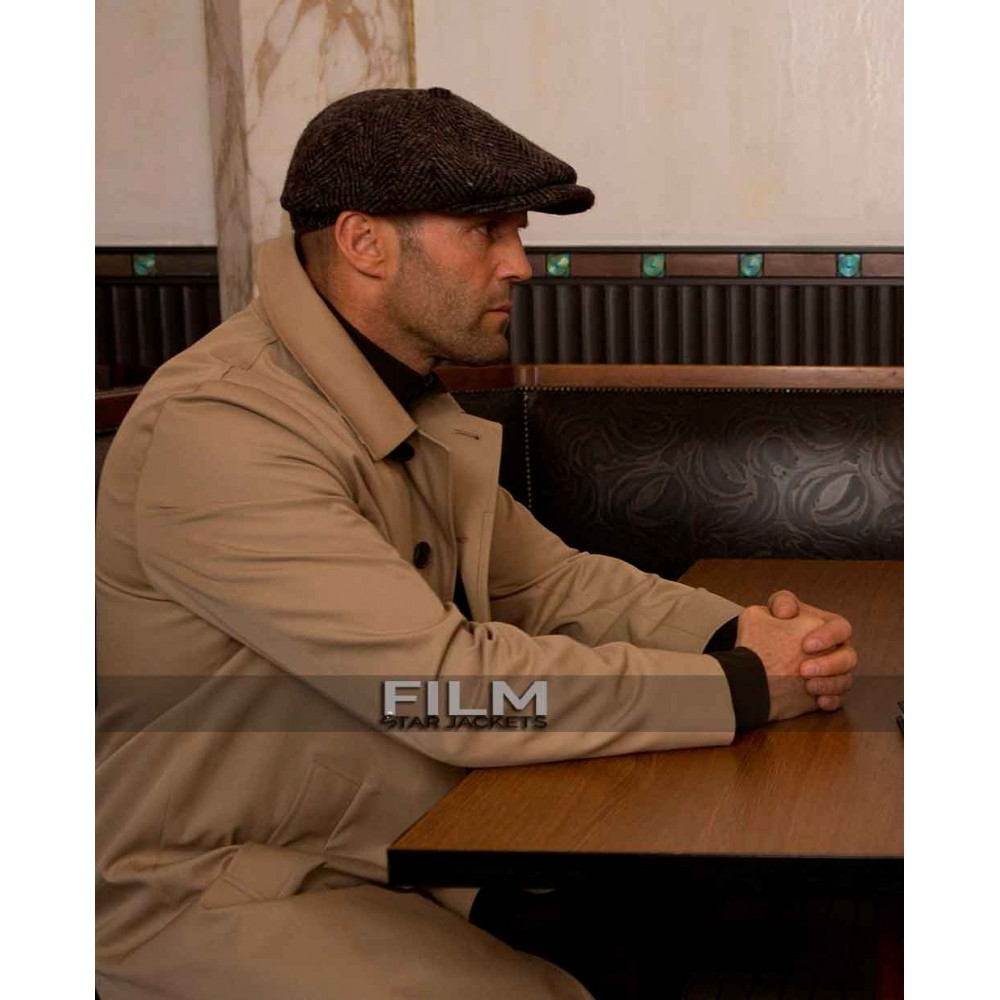 Spy Jason Statham (Rick Ford) Trench Coat
