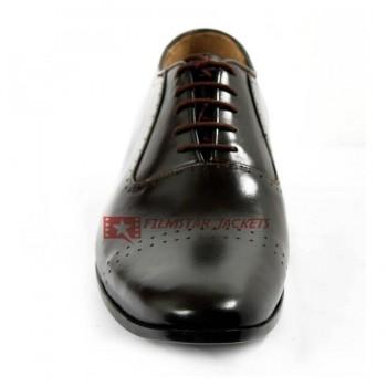 PAS DE VALSE Step Of Vaultz Medallion Toe Wholecut Shoes