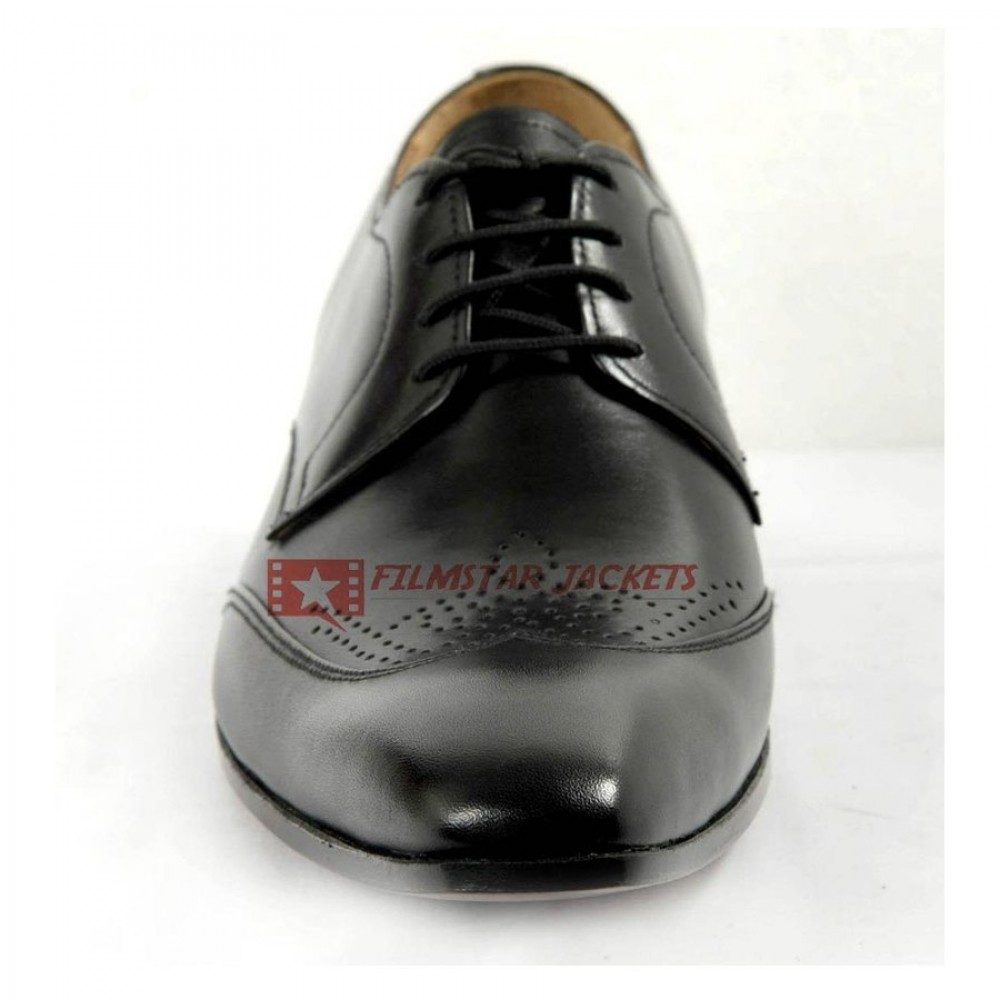 ROMOLO - From Rome Shell Cordovan Lace Up Shoes