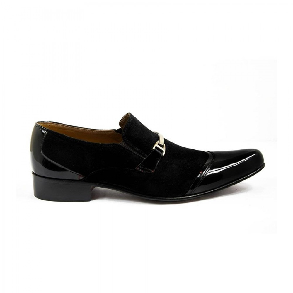 TADDEO Courageous Large-Hearted Horsebit Loafers Shoes