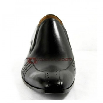 VICO - Conqueror Strapless Black Shoes