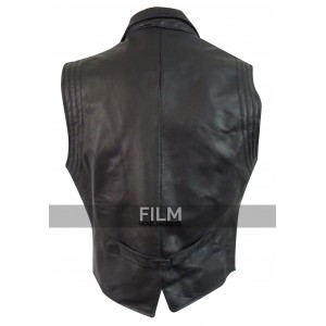 Van Helsing Hugh Jackman Leather Vest