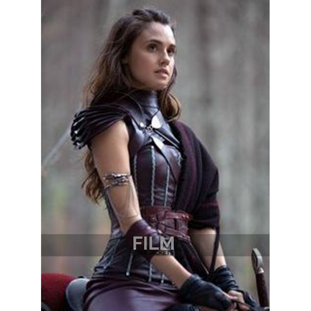 Poppy Drayton Shannara Chronicles Vest