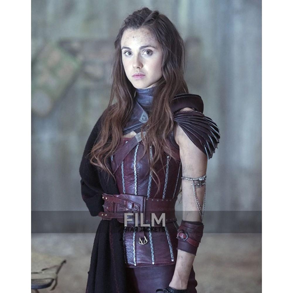 Poppy Drayton Shannara Chronicles Vest