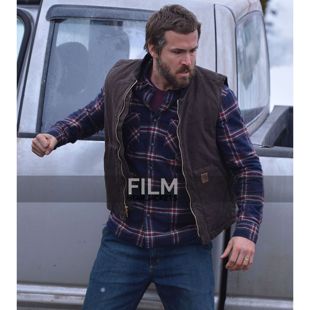 The Captive Ryan Reynolds (Matthew) Winter Vest