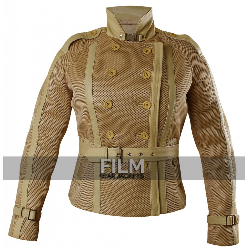 Captain America Civil War Scarlett Johansson (Black Widow) Jacket