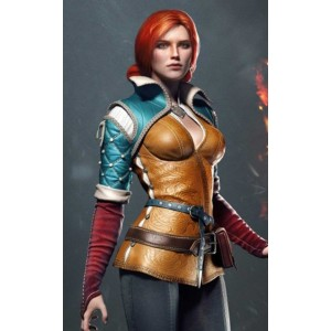 Triss Merigold Witcher 3 Wild Hunt Sorceress Costume