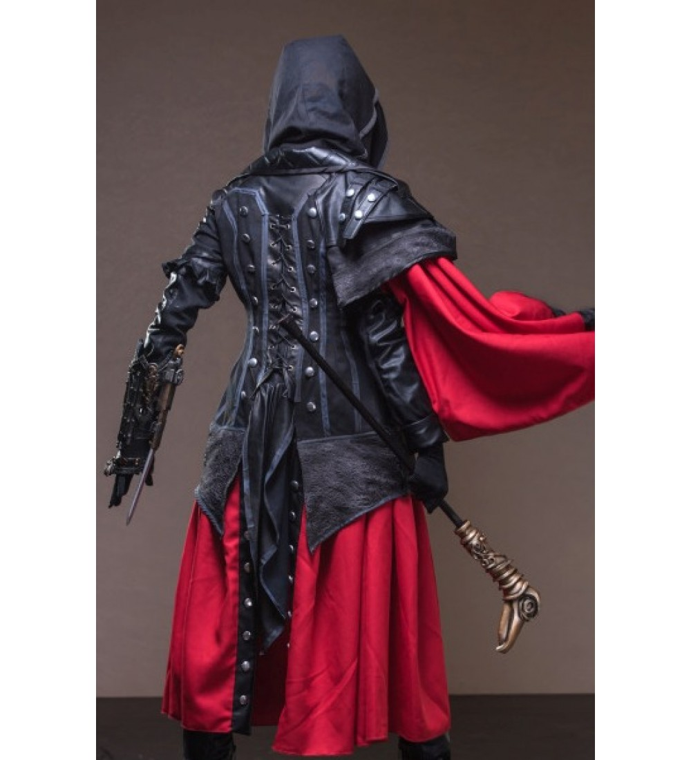 Assassin S Creed Syndicate Evie Frye Costume