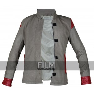 The Force Awakens Star Wars Finn Leather Jacket For Women
