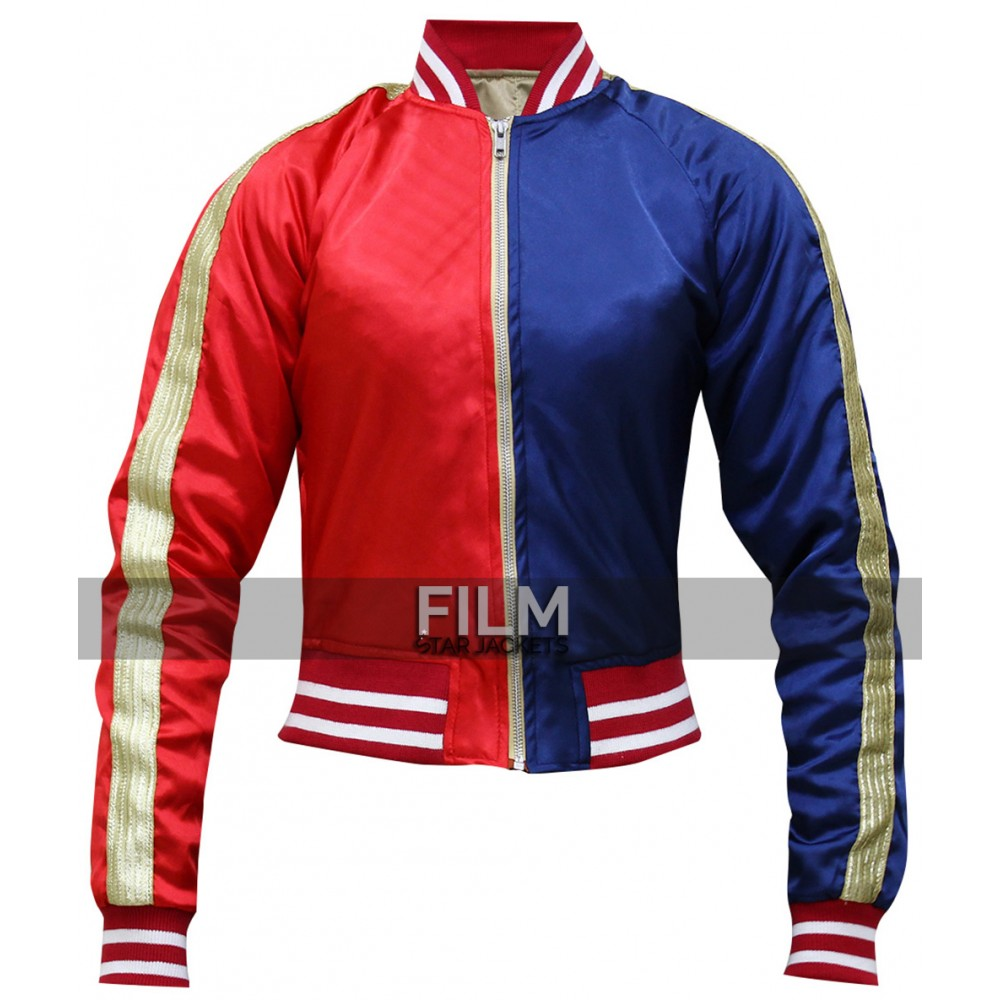 Property Of Joker Harley Quinn Suicide Squad Jacket