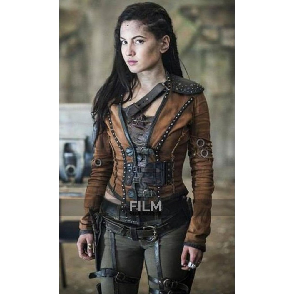 Shannara Chronicles Ivana Baquero Jacket