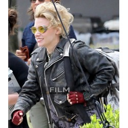 Ghostbusters Kate McKinnon Black Jacket