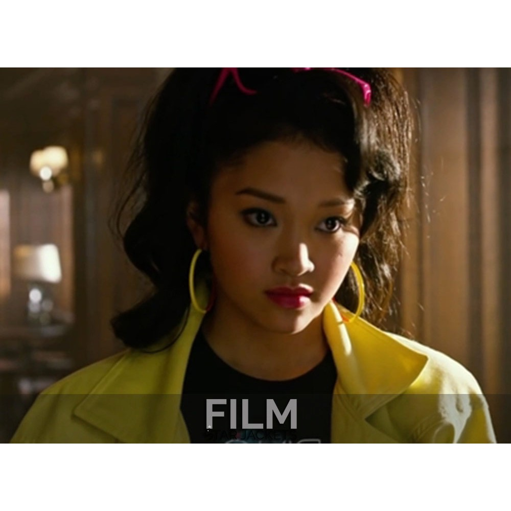 X-Men Apocalypse Lana Condor (Jubilee) Yellow Jacket