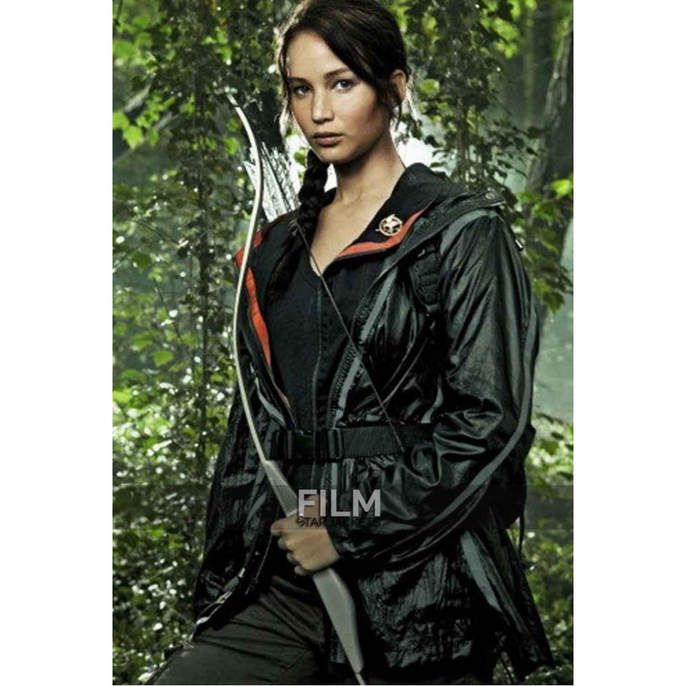 Arena The Hunger Games Hoodie Costume