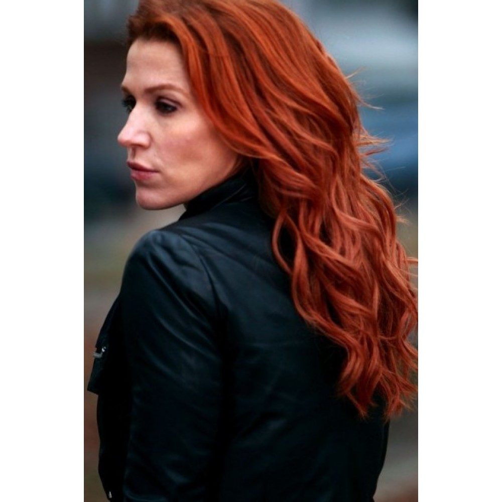 Unforgettable Poppy Montgomery (Carrie Wells) Jacket