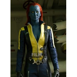 Jennifer Lawrence X-Men First Class Mystique Jacket
