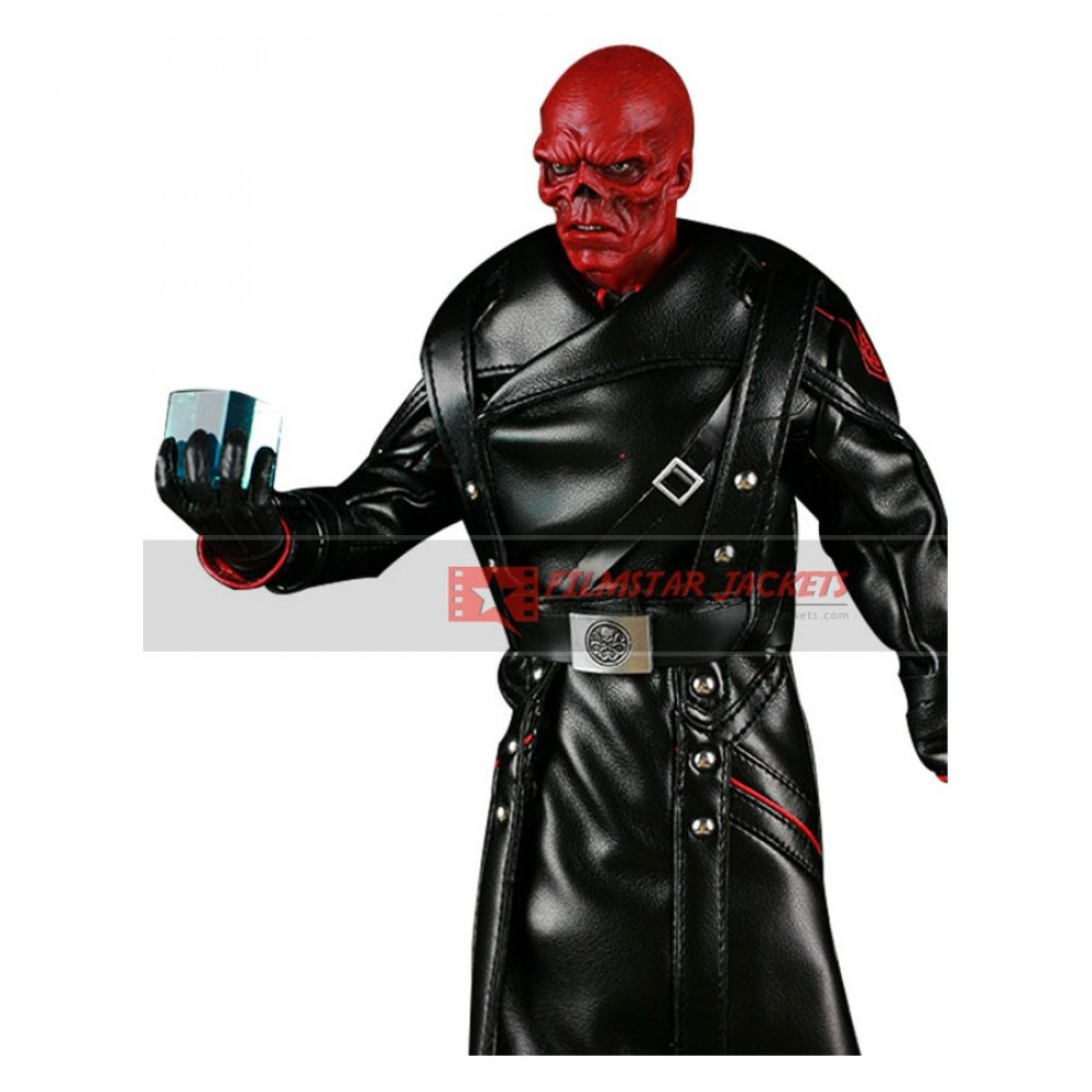 Captain America Red Skull (Hugo Weaving) Jacket Costume