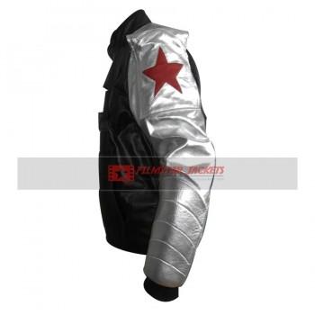 Captain America Winter Soldier Bucky Jacket