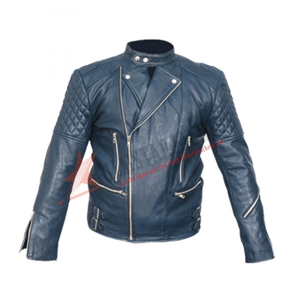 The Wild One Brando (Johnny Strabler) Black Jacket