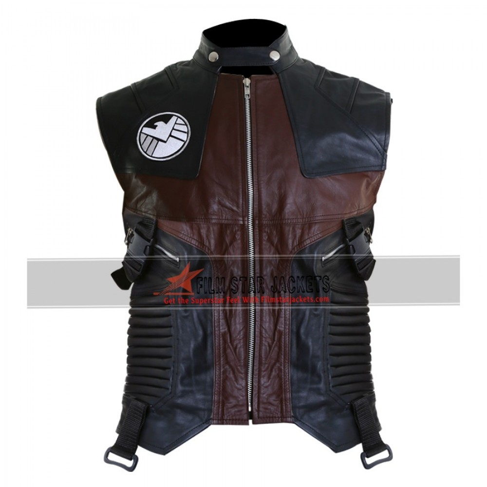 The Avengers Jeremy Renner Vest