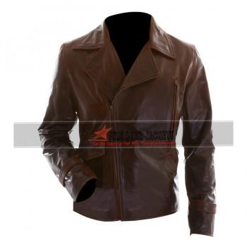 Captain America Chris Evans Biker Jacket