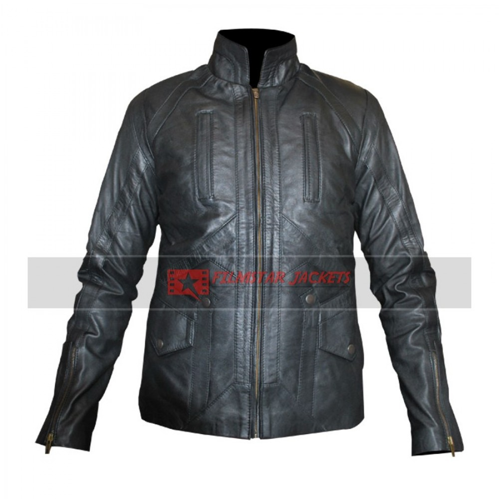 Captain America Winter Soldier Bucky Barnes Jacket