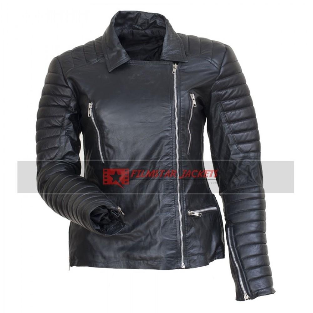 Sandra Bullock Black Jacket