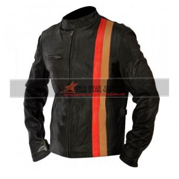 X-men 3 Scott Cyclops Biker Leather Jacket