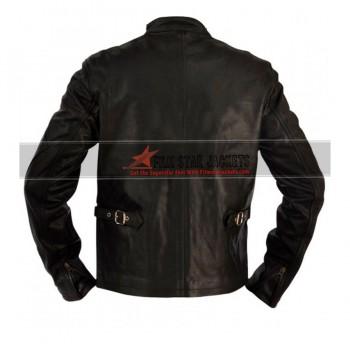 X-Men 3 Scott Cyclops Biker Leather Jacket For Sale