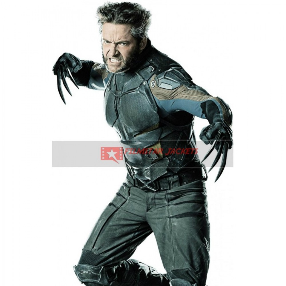 X Men: Days of Future Past Wolverine Costume