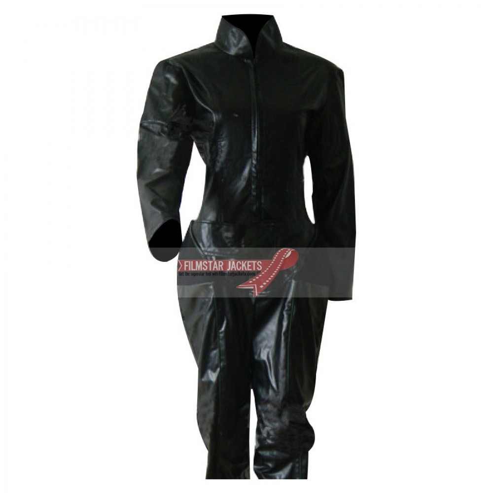 X Men Rogue Jumpsuit Costume Handmade