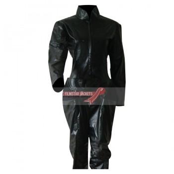 X Men Rogue Jumpsuit Costume Handmade