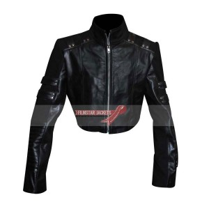 Arrow Season 2 Black Canary Costume Jacket