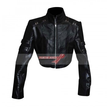Arrow Season 2 Black Canary Costume Jacket