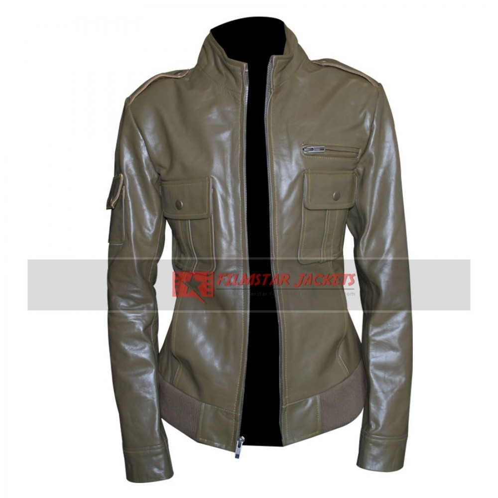 Supernatural Julie McNiven Jacket