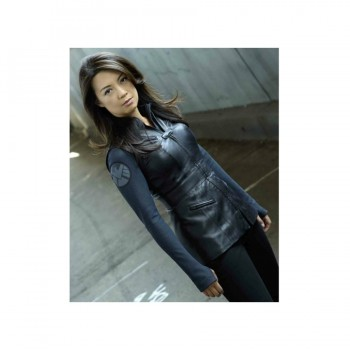 Agents Of SHIELD Melinda May Black Vest Costume