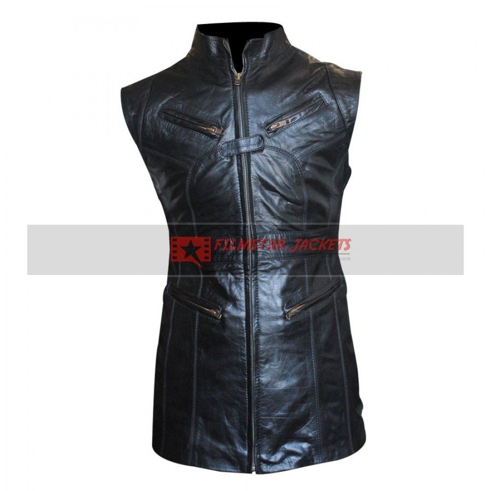 Agents Of SHIELD Melinda May Black Vest Costume