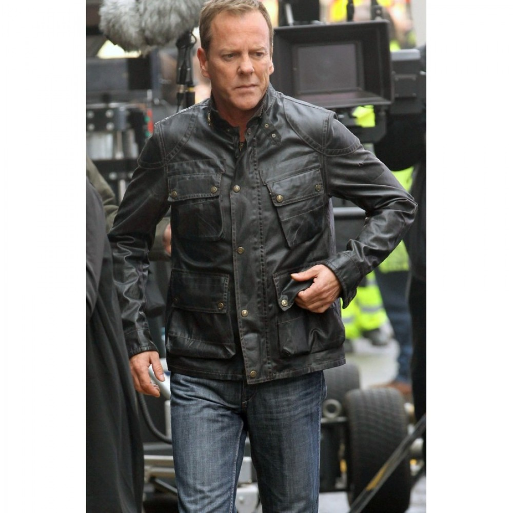 24 Live Another Day Jack Bauer Jacket