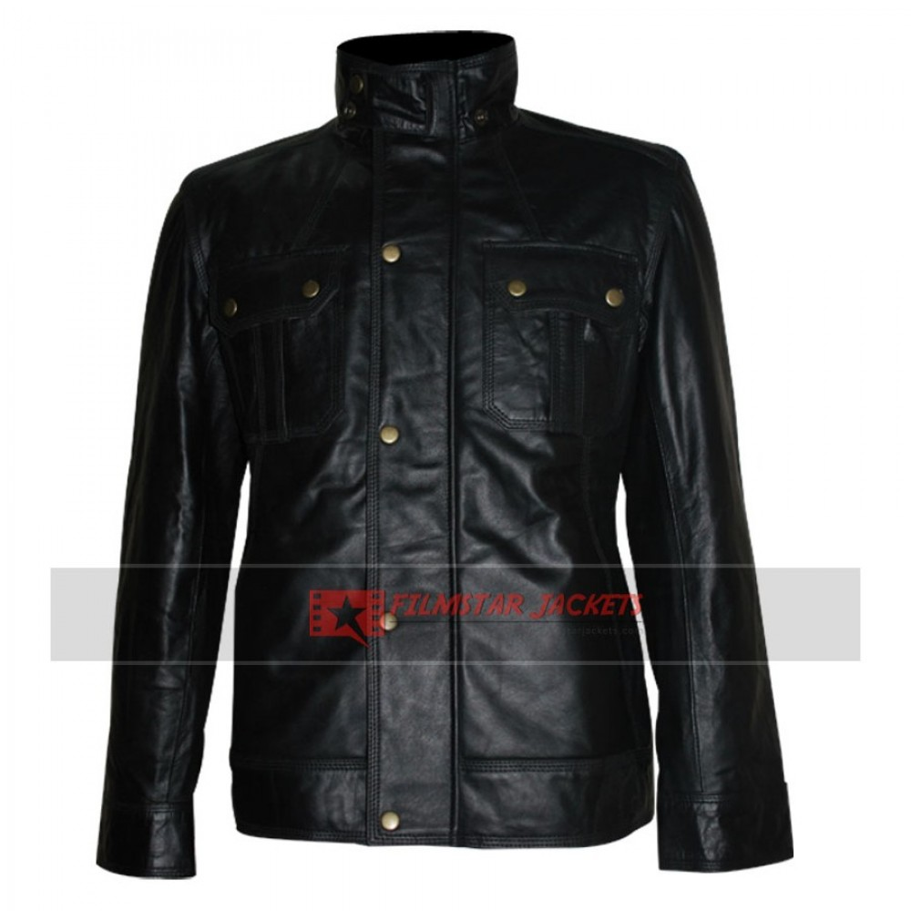 Welcome To The Punch: James McAvoy Jacket