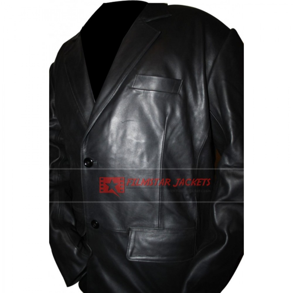 Dark Blue Kurt Russell Jacket