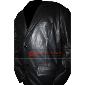 Dark Blue Kurt Russell Jacket