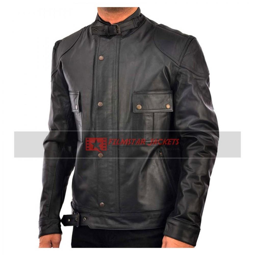 Wanted Wesley Gibson Black Jacket