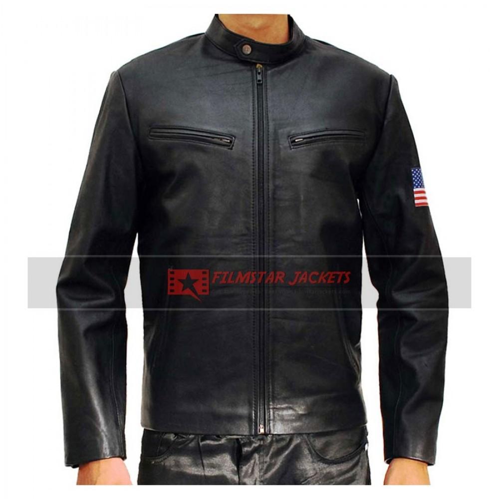 Swordfish Hugh Jackman Jacket