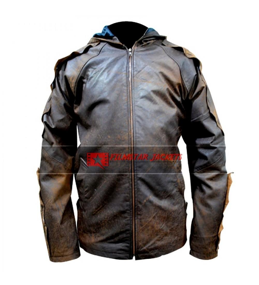 Slayer leather jacket