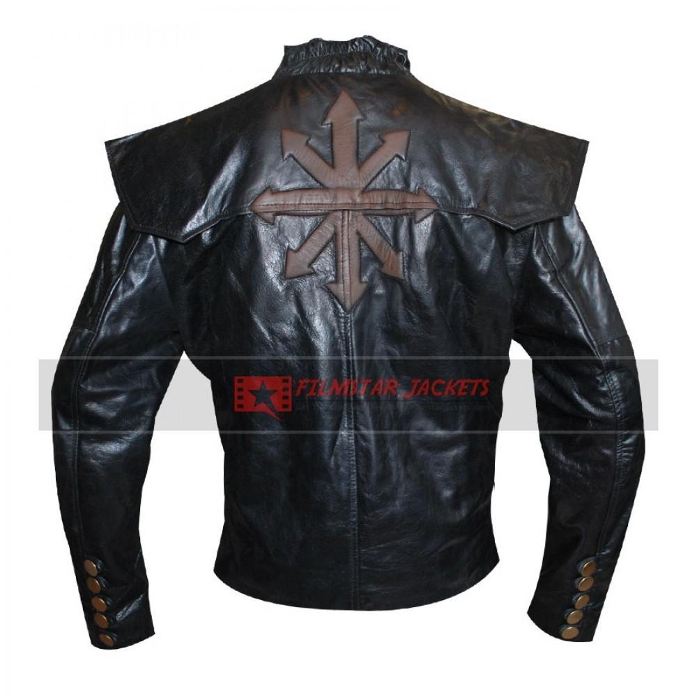 Three Musketeers Logan Lerman Jacket