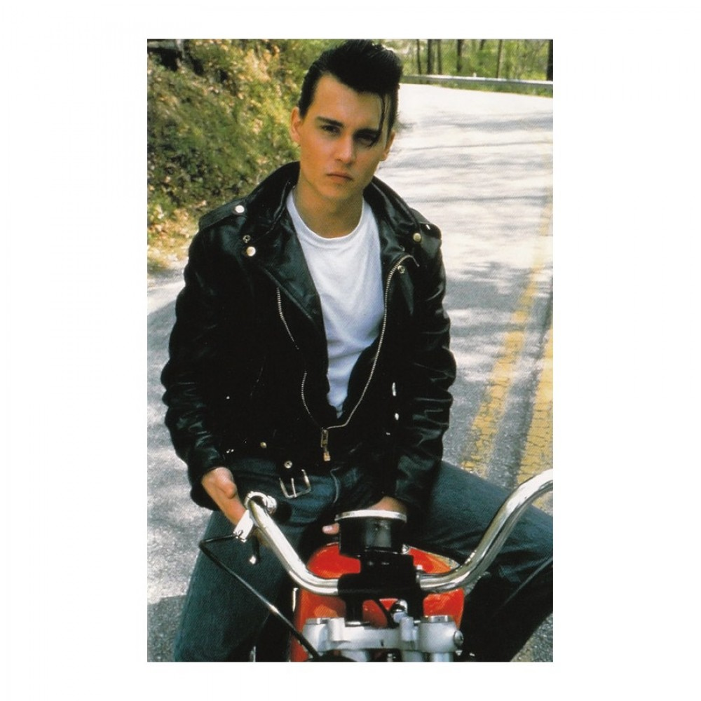 Cry Baby Johnny Depp Jacket