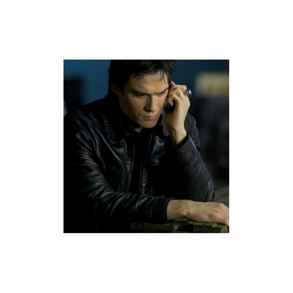 Vampire Diaries Damon Salvatore Jacket