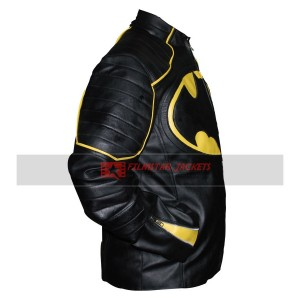 Batman Begins Motorcycle Jacket